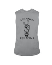 Rock On Gold Dust Woman Sleeveless Tee thumbnail