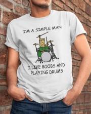 I'm A Simple Man Classic T-Shirt apparel-classic-tshirt-lifestyle-26