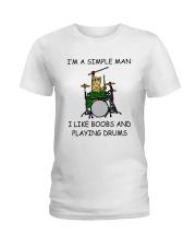 I'm A Simple Man Ladies T-Shirt thumbnail