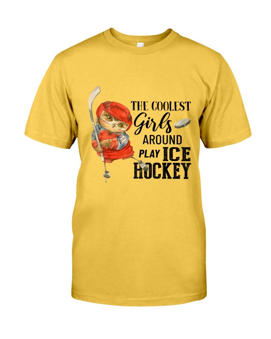 Play Ice Hockey Classic T-Shirt