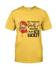 Play Ice Hockey Classic T-Shirt front