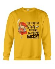 Play Ice Hockey Crewneck Sweatshirt thumbnail