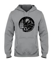 I Hate People 2 Hooded Sweatshirt front
