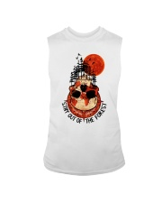 Stay Out Of The Forest Sleeveless Tee thumbnail