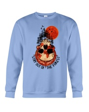 Stay Out Of The Forest Crewneck Sweatshirt thumbnail