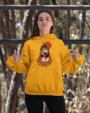 Stay Out Of The Forest Hooded Sweatshirt apparel-hooded-sweatshirt-lifestyle-05