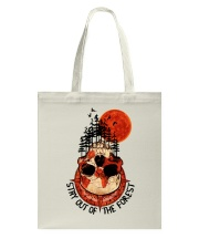 Stay Out Of The Forest Tote Bag thumbnail