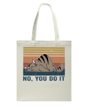 You Do It Tote Bag tile