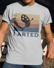 I Arted Classic T-Shirt apparel-classic-tshirt-lifestyle-28