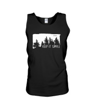 Keep It Simple 1 Unisex Tank thumbnail