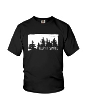 Keep It Simple 1 Youth T-Shirt thumbnail