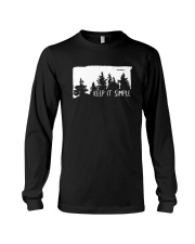 Keep It Simple 1 Long Sleeve Tee thumbnail