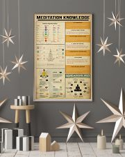 Meditation Knowledge 11x17 Poster lifestyle-holiday-poster-1