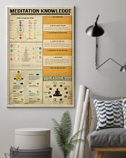 Meditation Knowledge 11x17 Poster lifestyle-poster-1