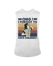 I Forgot To Have Children Sleeveless Tee thumbnail