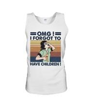 I Forgot To Have Children Unisex Tank thumbnail