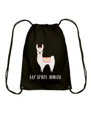My Spirit Animal Drawstring Bag thumbnail