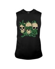 Love Of Skull Sleeveless Tee thumbnail
