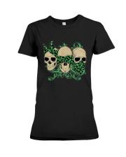 Love Of Skull Premium Fit Ladies Tee thumbnail