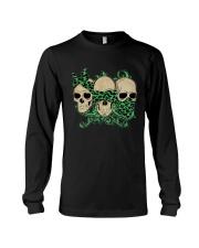 Love Of Skull Long Sleeve Tee thumbnail