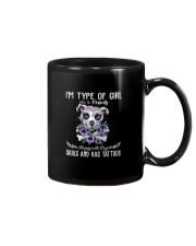 Skulls And Has Tattoos Mug thumbnail
