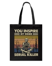 You Inspire My Inner Tote Bag thumbnail