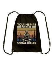 You Inspire My Inner Drawstring Bag thumbnail