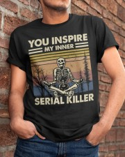 You Inspire My Inner Classic T-Shirt apparel-classic-tshirt-lifestyle-26