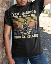 You Inspire My Inner Classic T-Shirt apparel-classic-tshirt-lifestyle-27