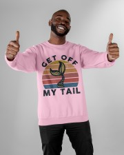 Get Off My Tail Crewneck Sweatshirt apparel-crewneck-sweatshirt-lifestyle-front-05