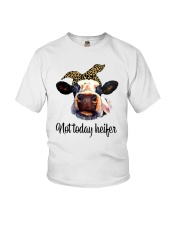 Not Today Heifer Youth T-Shirt thumbnail