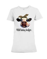 Not Today Heifer Premium Fit Ladies Tee thumbnail