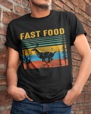 Deer Hunting Classic T-Shirt apparel-classic-tshirt-lifestyle-26