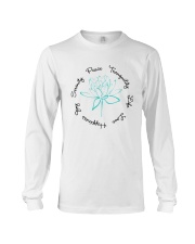 Love Yoga Long Sleeve Tee thumbnail