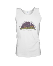 The Mountains Are Calling Unisex Tank thumbnail