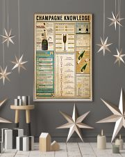 Champagne Knowledge 11x17 Poster lifestyle-holiday-poster-1