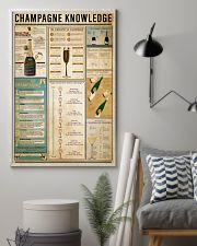 Champagne Knowledge 11x17 Poster lifestyle-poster-1