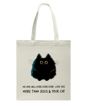 Your Cat Tote Bag tile
