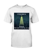 Storm Area 51 Classic T-Shirt front