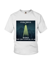 Storm Area 51 Youth T-Shirt thumbnail