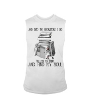 And Into The Bookstore Sleeveless Tee thumbnail