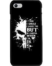 I Talk I Smile I Laugh Phone Case thumbnail