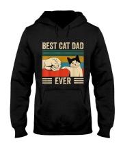 Best Cat Dad Hooded Sweatshirt thumbnail