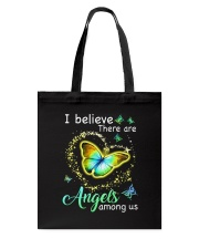 I Believe There Are Angels Tote Bag thumbnail