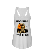 Eff You See Kay Why Oh You Ladies Flowy Tank thumbnail