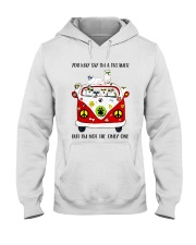 Samoyed Hooded Sweatshirt thumbnail