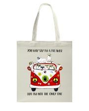 Samoyed Tote Bag thumbnail