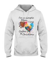 I'm A Simple Man Hooded Sweatshirt thumbnail