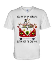 Chihuahua V-Neck T-Shirt thumbnail