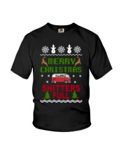 Merry Christmas Youth T-Shirt tile